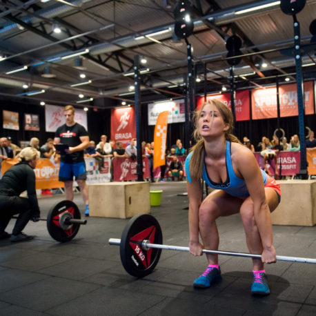 "CROSSFIT COMPETITION ""LITHUANIAN THROWDOWN"""