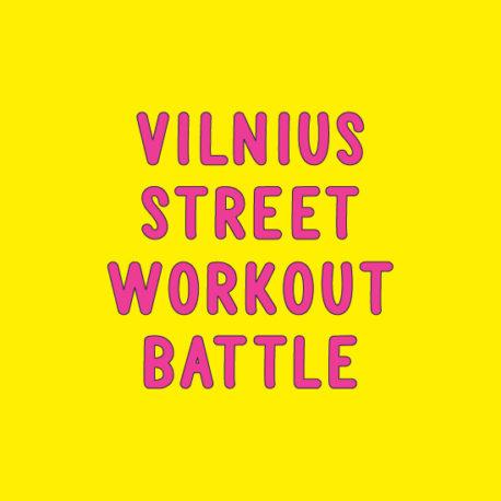 VILNIUS STREET WORKOUT BATTLE