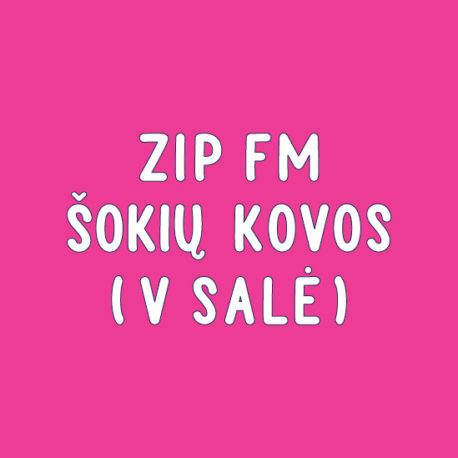 ZIPFM ŠOKIŲ KOVOS