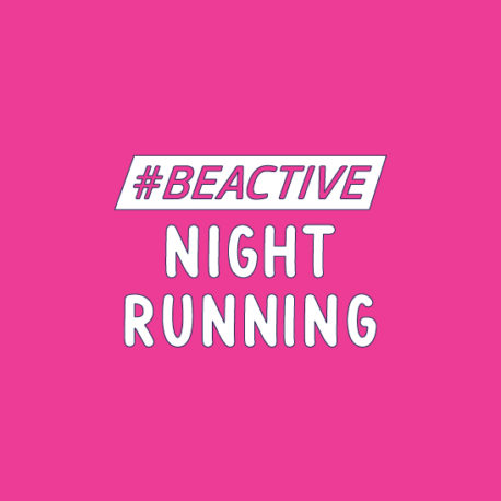 BEACTIVE NIGHT RUNNING