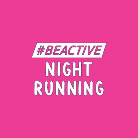 BEACTIVE NIGHT RUNNING